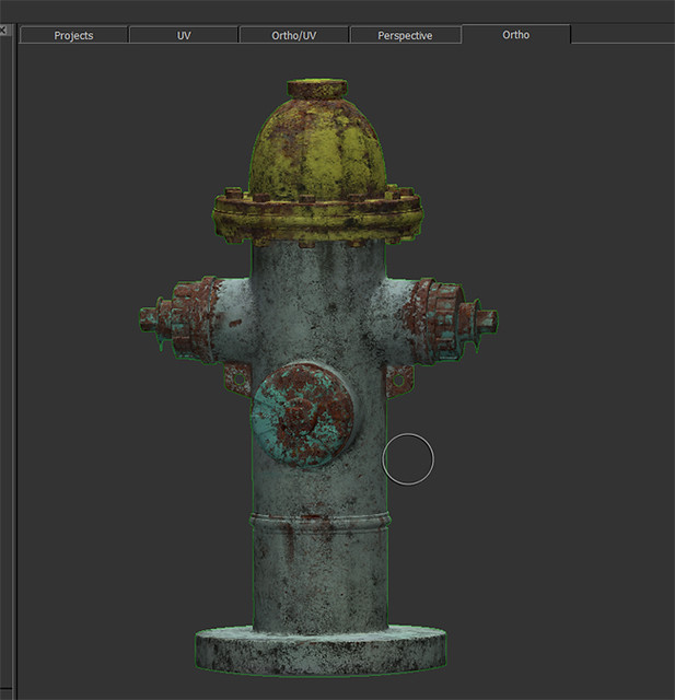 The Fire Hydrant in Mari Indie 2 6v5 | Foundry Community