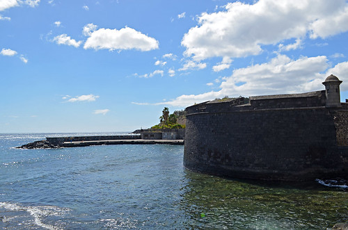 The Black Fort, Santa Cruz, Tenerife