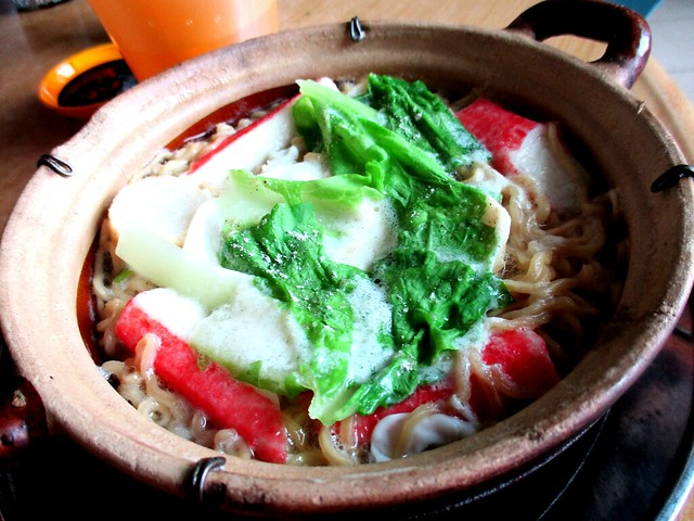 Jiali claypot noodles 1