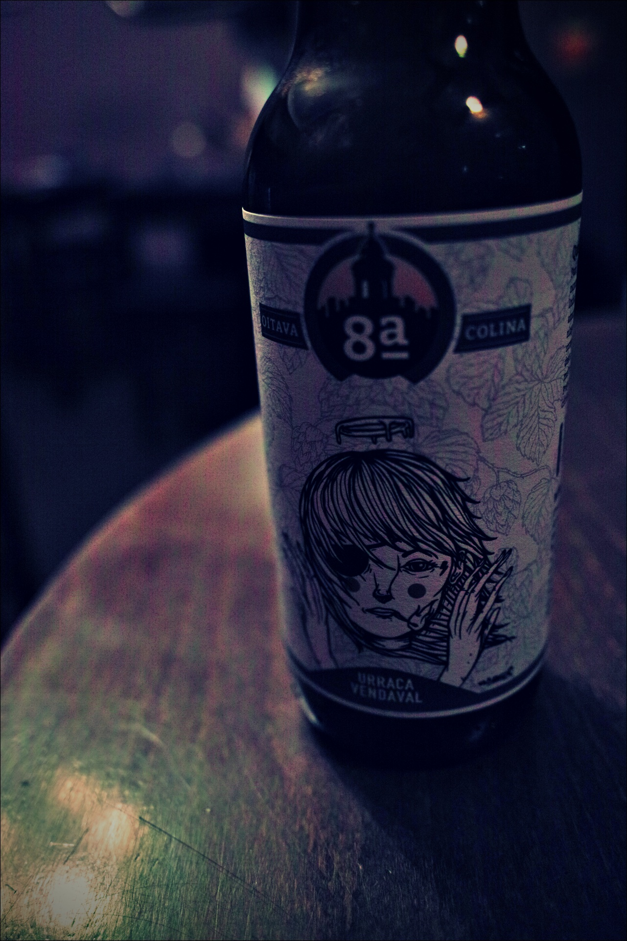 파두를 들으며 마신 맥주-'리스본 Lisbon'