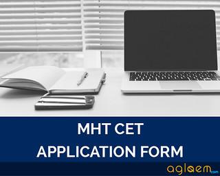 MHT CET / MH CET Application Form