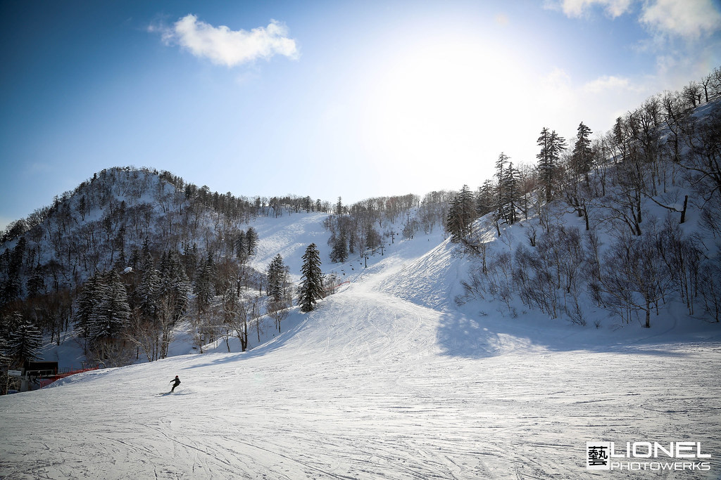 Winter In Hokkaido Furano Ski Resort 33 Location New