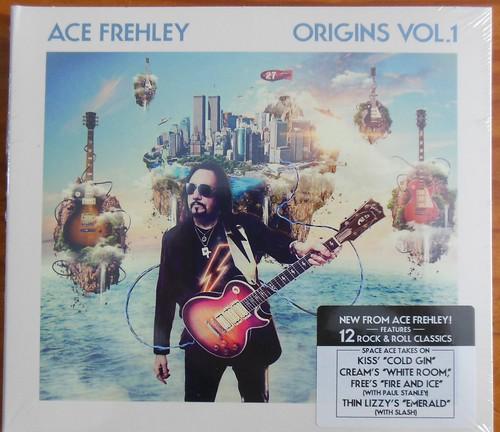 rockhead 39 s kiss weblog all about kiss out now ace frehley 39 s album origins vol 1. Black Bedroom Furniture Sets. Home Design Ideas