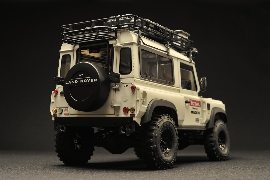 Rc Land Rover Defender Karosserie : 1 10 scale rc scx10 rc4wd defender d90 kahn design custom flickr ~ Aude.kayakingforconservation.com Haus und Dekorationen