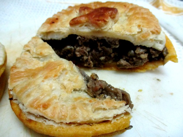 John's Pie, signature beef steak 1