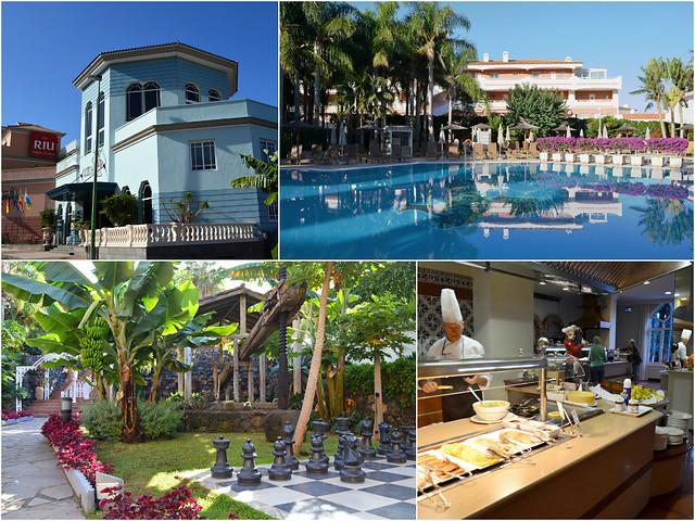 Hotel Riu Garoe, Montage 1