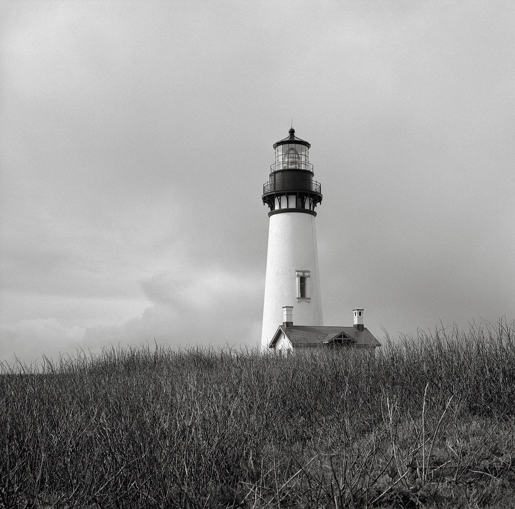 Yaquina Head Light, Oregon | by austin granger
