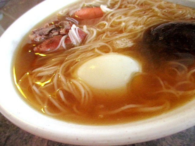 Joystar red wine chicken soup mee sua 2