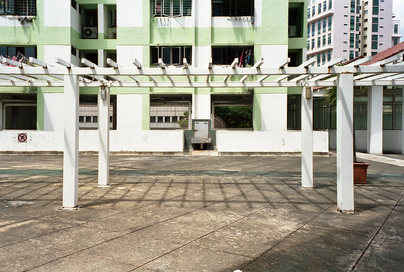 Rochor Center classic view