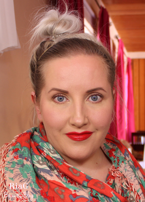 Nude Makeup Look With All Avon Products  Ria G  Beauty Blog-2467