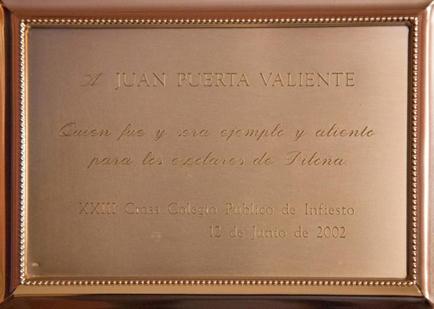Juan Puerta Valiente, ejemplo. Foto 091.