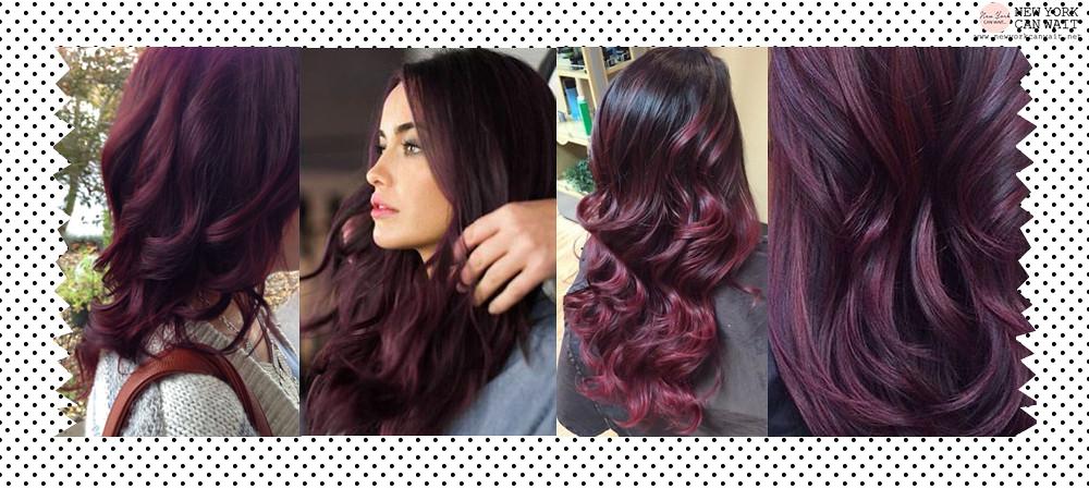 Cherry Bombre: la nuova tendenza 2016 tinge i capelli color ciliegia.