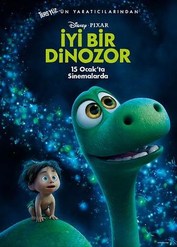 İyi Bir Dinozor - The Good Dinosaur (2016)