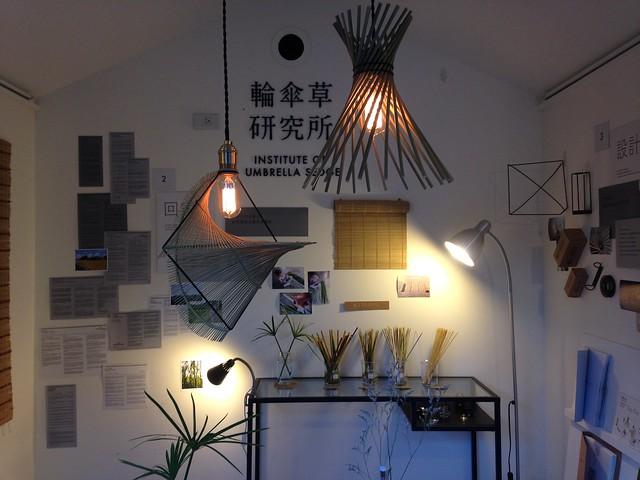 華山文化中心展示現場。攝影:廖靜蕙