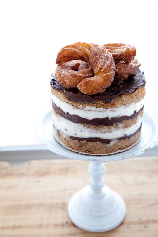 Churro Cake Everyday Annie