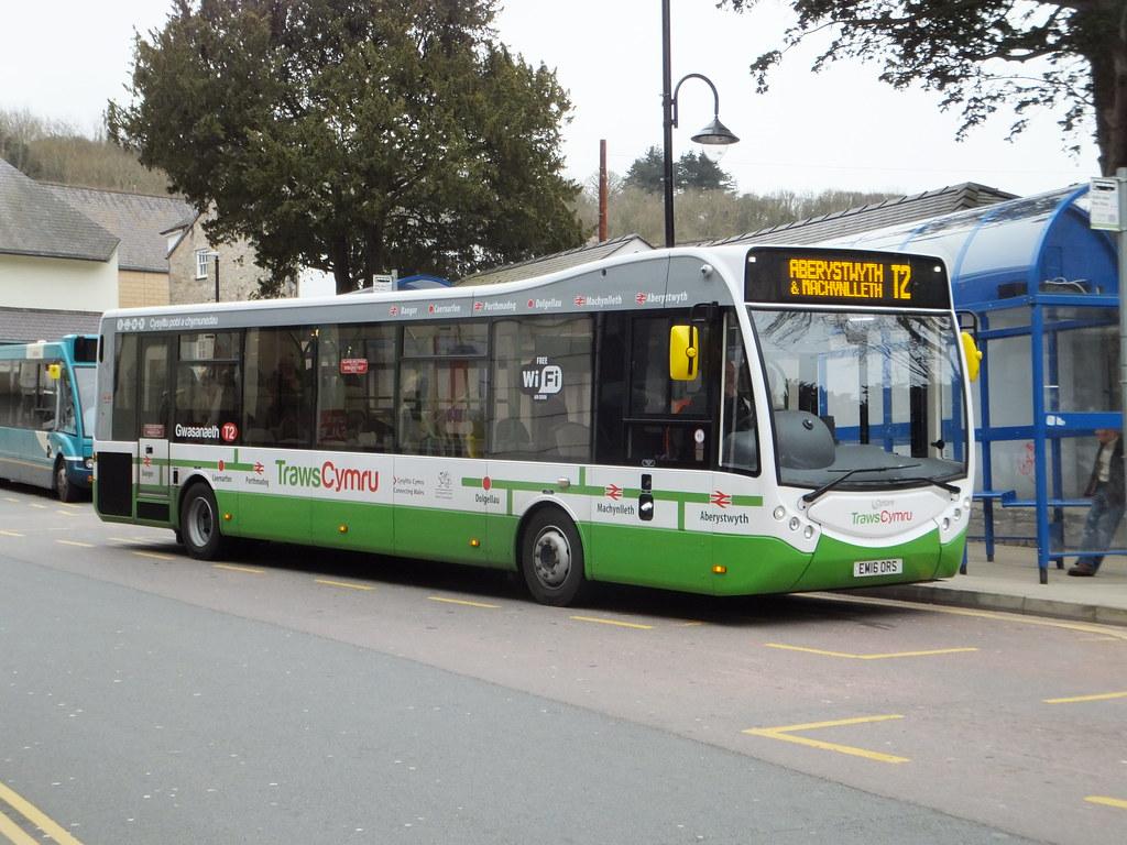 Em16ors Bangor Express Motors Glaister2011 Flickr