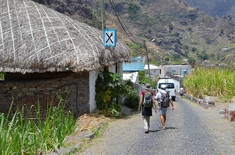 O Curral, Ribeira do Paul Valley, Santo Antao, Cape Verde