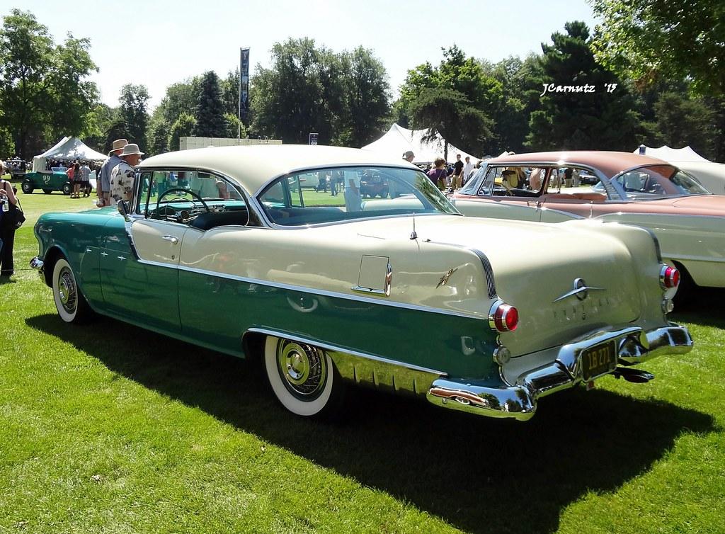 1955 Pontiac Star Chief Custom Catalina Hardtop Coupe Flickr