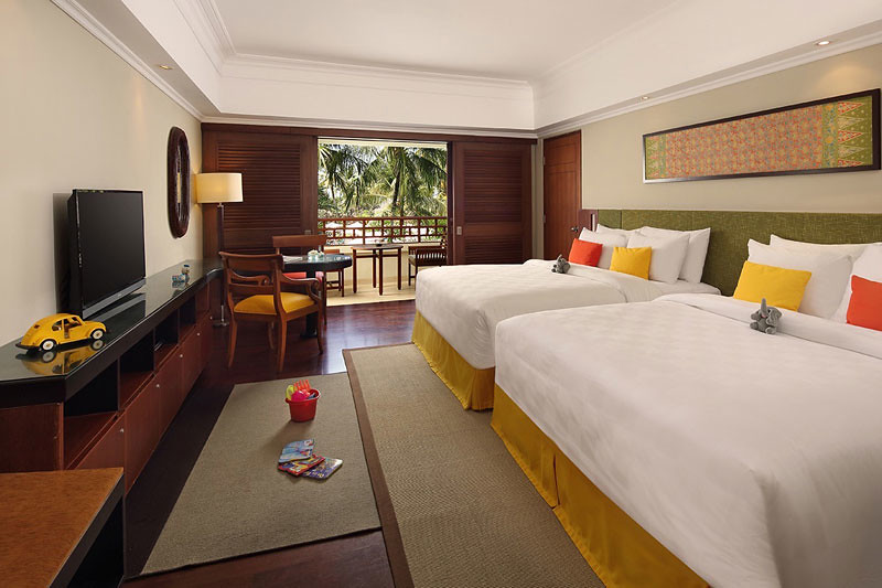 6 Family Suite Hilton Bali Resort