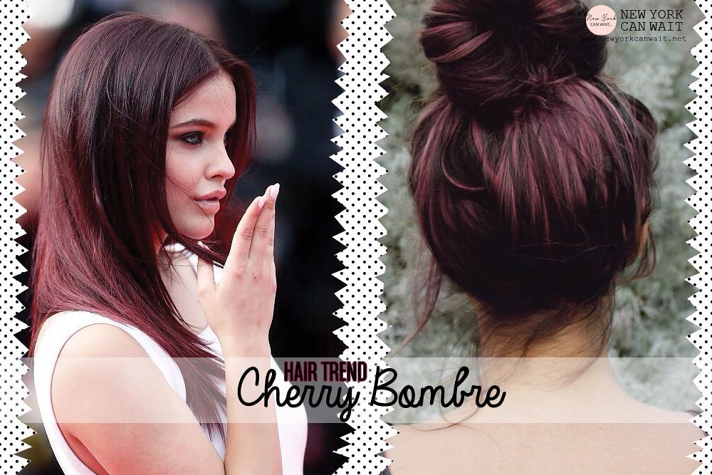 Cherry Bombre  il nuovo trend 2016 tinge i capelli color ciliegia ... 21cf43373df3