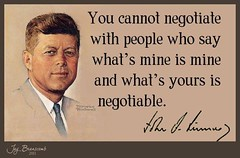 JFK Quotation