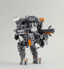 District 9 Exosuit by Legopard
