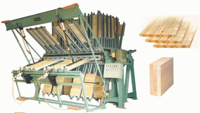 Máy ghép gỗ