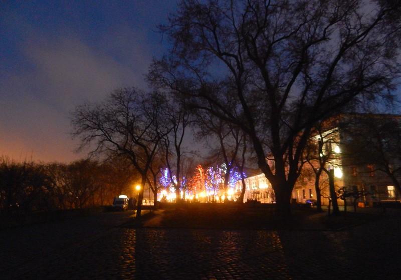 Приморский бульвар. Одесса