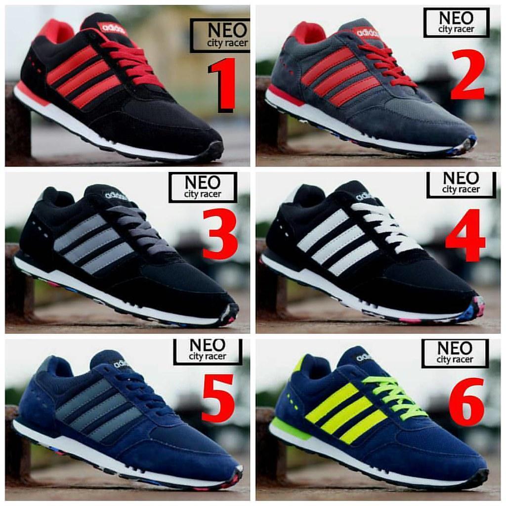 Neo Idr: Adidas Neo City Racer Ready Stock Size 39/40/41/42/43/44 I
