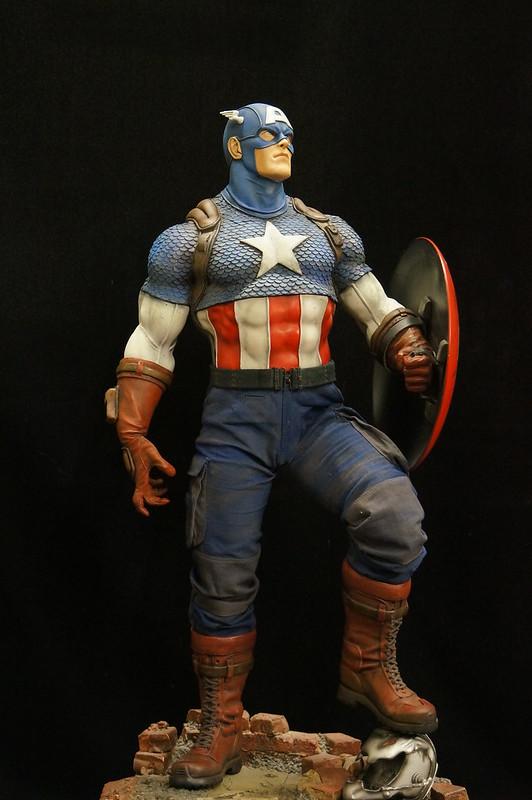 Custom Captain America Premium Format  24044903621_58151253f2_c