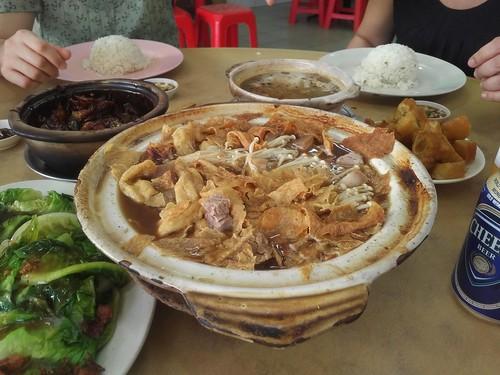 Malaysian Bak Kut Teh