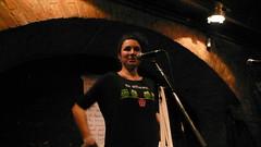 Sabine Sobotka, textstrom Poetry Slam, Wien