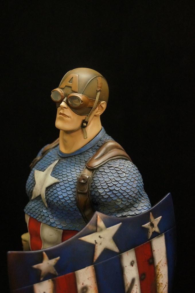 Custom Captain America Premium Format  25416079792_408589773c_b
