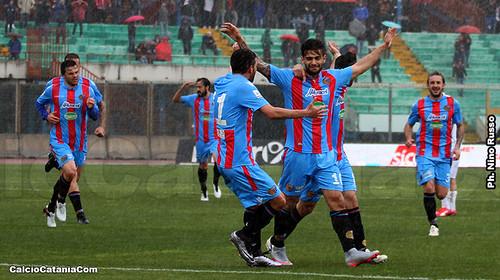 Catania-Juve Stabia 1-1: Svolta mancata