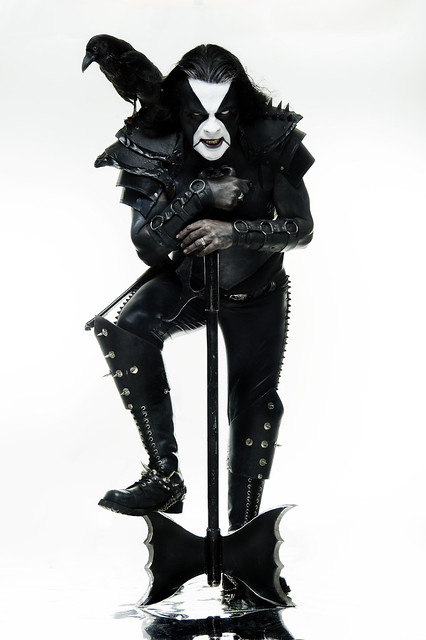 Photo of Abbath by Ester Segarra