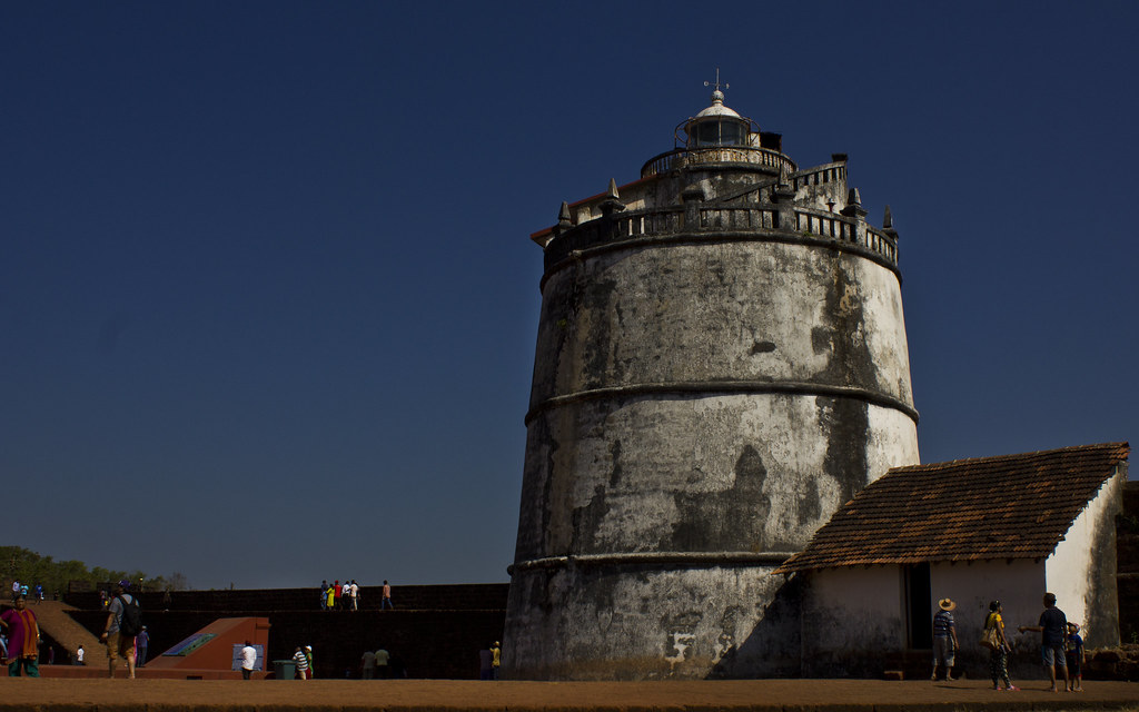 Aguada fort-Goa