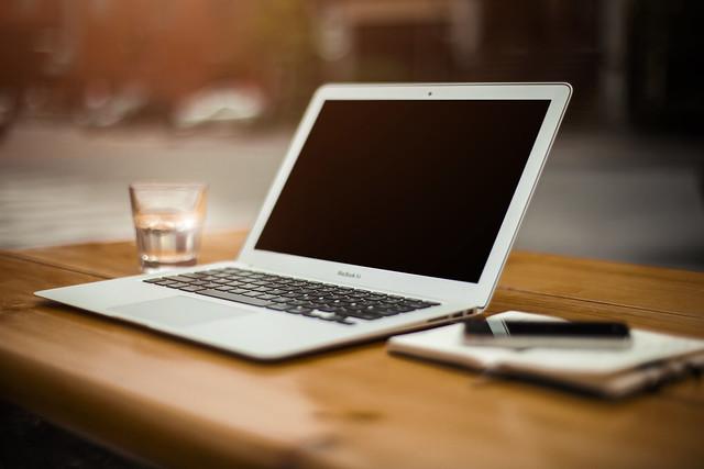 Laptop Platz