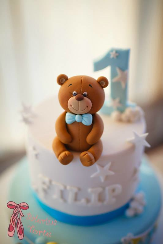 Teddy Bear Sweet Table Mede Slatki Sto By Balerina Torte