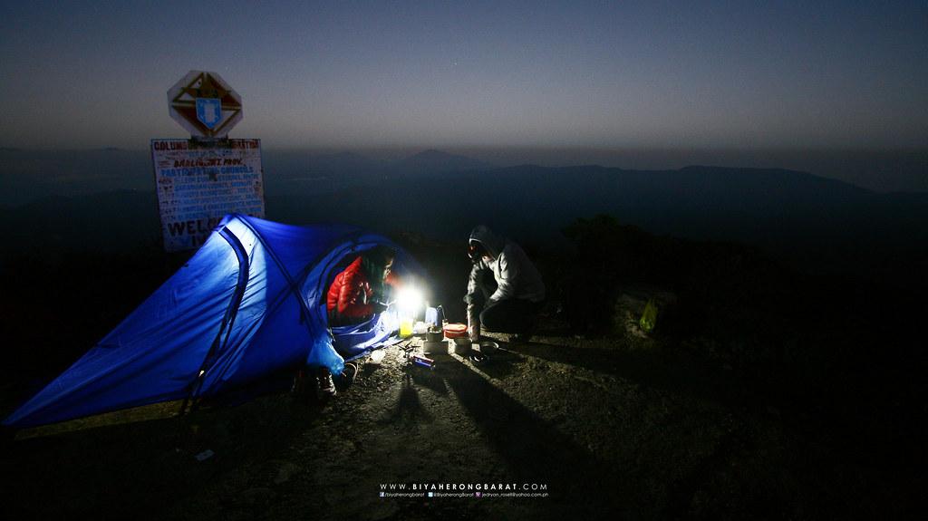 Mount Amuyao summit traverse barlig to batad hiking cordillera philippines