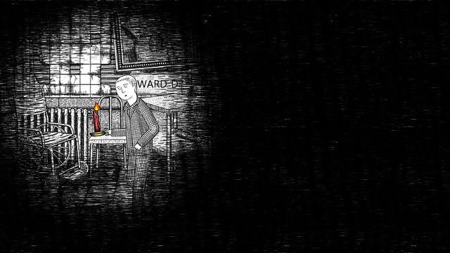 Психологический хоррор Neverending Nightmares выйдет на PS4 и PS Vita 4 мая