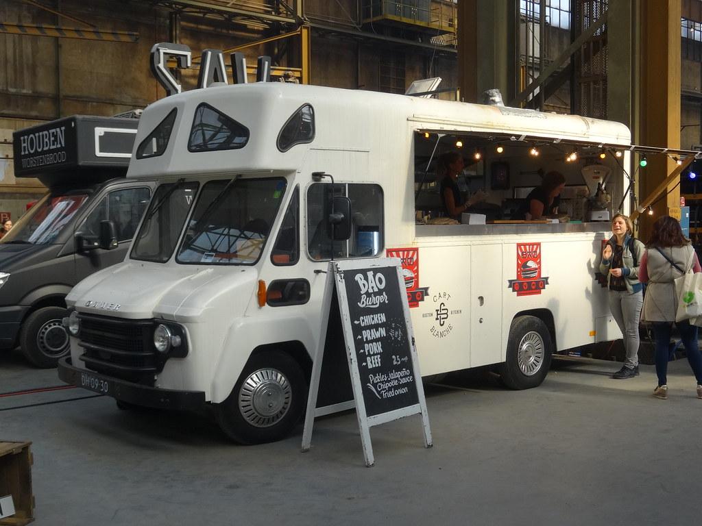 Food Truck Used Uk