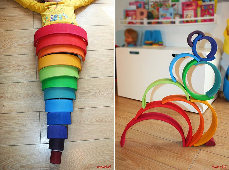 arco iris de Grimms