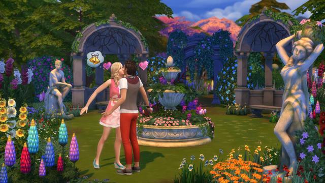 Sims 4 incontri Sims sposati datazione di un uomo in riabilitazione