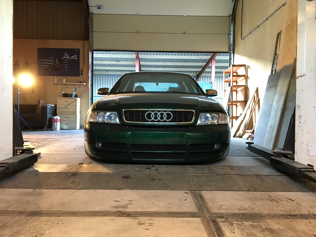 My Bi Turbo Cactus Green Audi S4 B5 Page 2 2000 Wiring Harness The Only Thing Left To Do It Make An Adapter Loom For Airbags Of Seats Problem Is I Cant Find Any Tt Or Diagrams