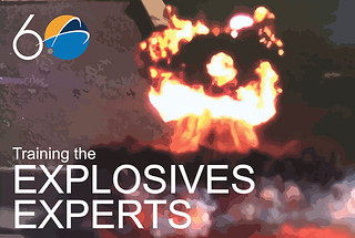Training the explosives experts