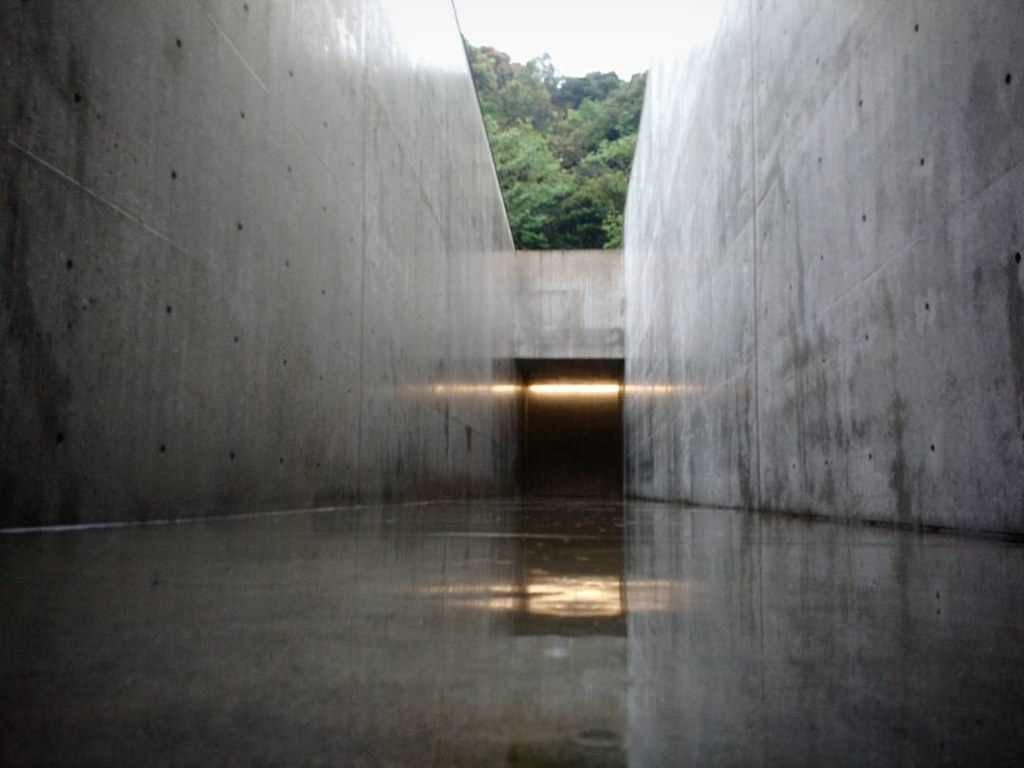 Lee Ufan Museum Naoshima  Architecture By Tadao Ando Flickr