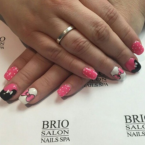 Nails art briospa nails naildesigns nailart designs for 3d nail art salon new jersey