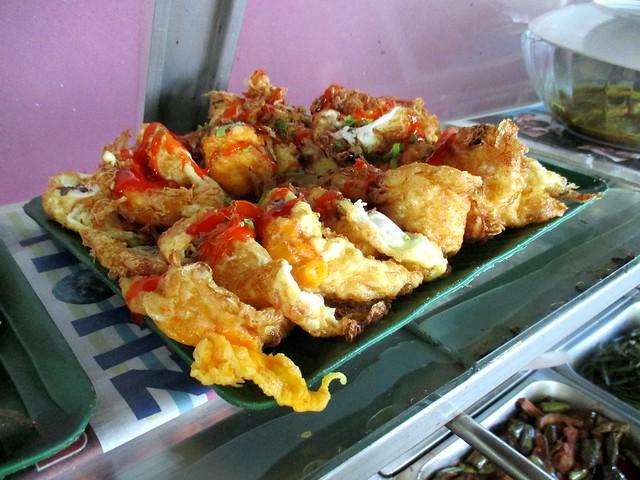 Liza Cafe fried eggs