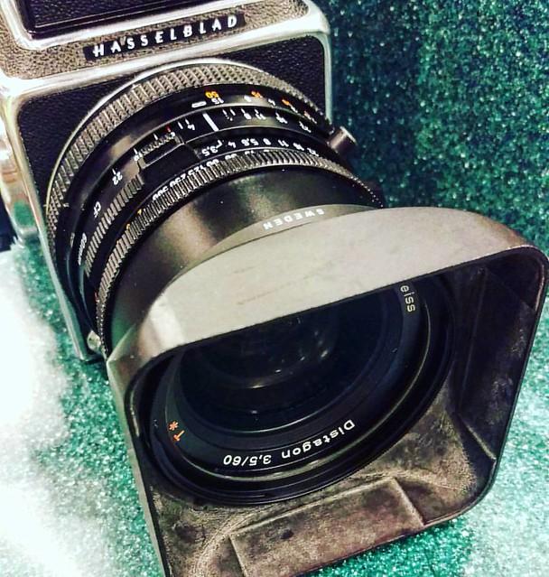 Hasselblad CF 60mm f3.5 蔡司中片的捉拍世界