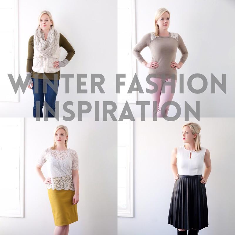 Outfits I'm Loving Lately: Winter Fashion Inspiration